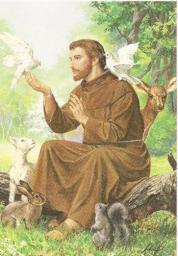 Novena la Sf. Francisc de Assisi-I